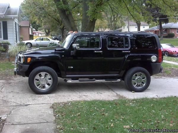 2007 hummer h3 for sale in west des moines iowa classified. Black Bedroom Furniture Sets. Home Design Ideas