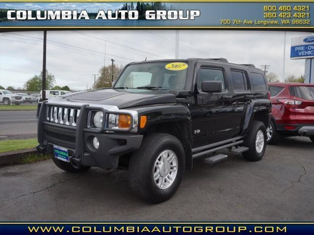 2007 Hummer H3 Base 4dr Suv 4wd For Sale In Longview