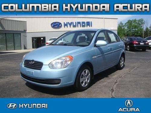 2007 hyundai accent 4dr car gls for sale in symmes township ohio classified. Black Bedroom Furniture Sets. Home Design Ideas