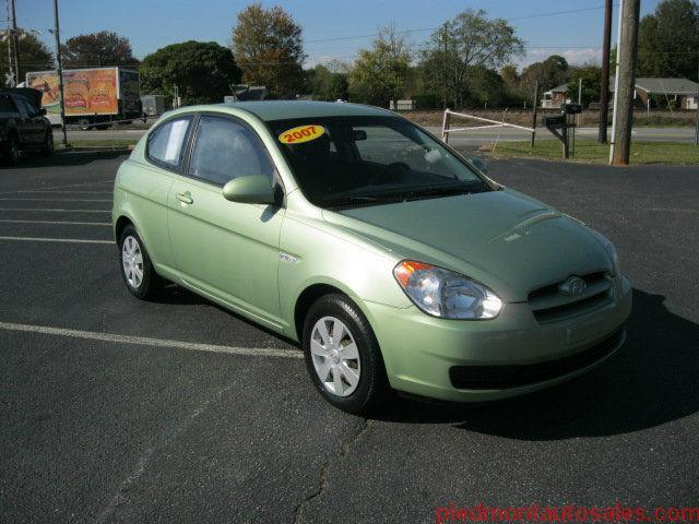 2007 Hyundai Accent GS for Sale in Kernersville, North Carolina ...