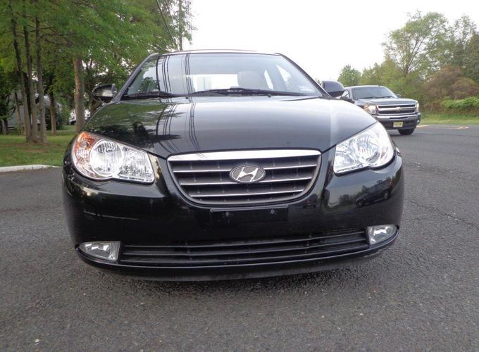 2007 hyundai elantra blue has 148miles for sale in jamesburg new jersey classified. Black Bedroom Furniture Sets. Home Design Ideas