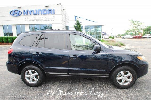2007 hyundai santa fe gls awd gls 4dr suv for sale in rockford illinois classified. Black Bedroom Furniture Sets. Home Design Ideas
