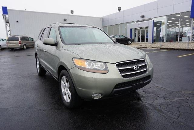 2007 hyundai santa fe limited awd limited 4dr suv for sale in fort wayne indiana classified. Black Bedroom Furniture Sets. Home Design Ideas