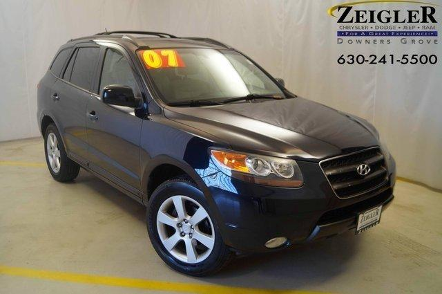 2007 hyundai santa fe se downers grove il for sale in downers grove illinois classified. Black Bedroom Furniture Sets. Home Design Ideas