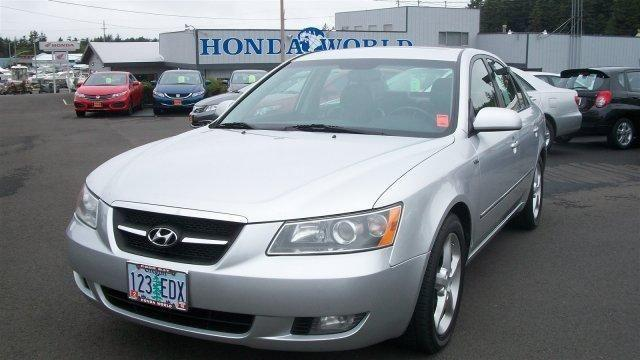 2007 hyundai sonata 4dr car limited platinum edition for sale in charleston oregon classified. Black Bedroom Furniture Sets. Home Design Ideas