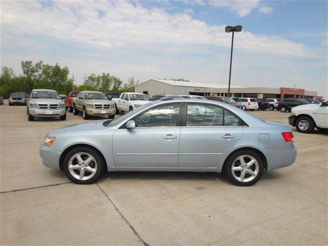 2007 hyundai sonata gls for sale in duncan oklahoma classified. Black Bedroom Furniture Sets. Home Design Ideas