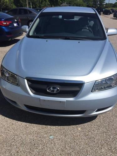2007 hyundai sonata gls gls 4dr sedan for sale in memphis tennessee classified. Black Bedroom Furniture Sets. Home Design Ideas
