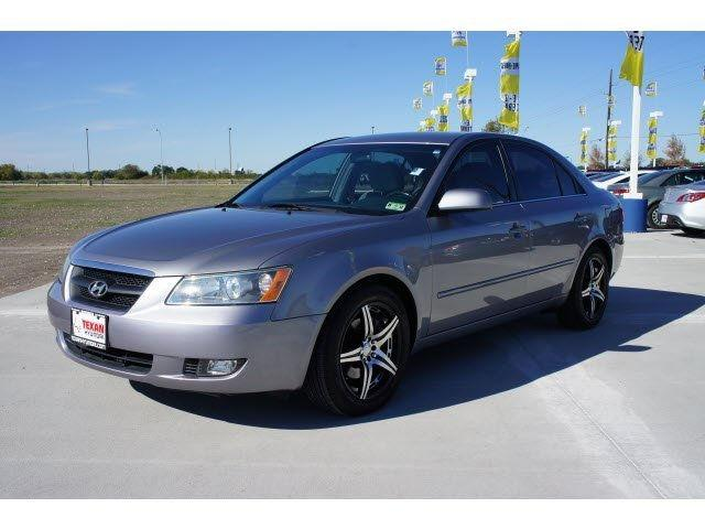 2007 hyundai sonata se for sale in rosenberg texas classified. Black Bedroom Furniture Sets. Home Design Ideas