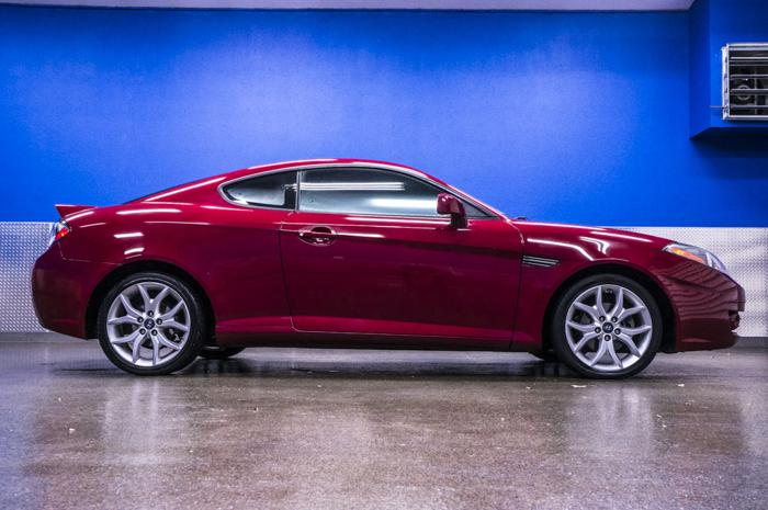 2007 hyundai tiburon gt puyallup wa for sale in alderton. Black Bedroom Furniture Sets. Home Design Ideas