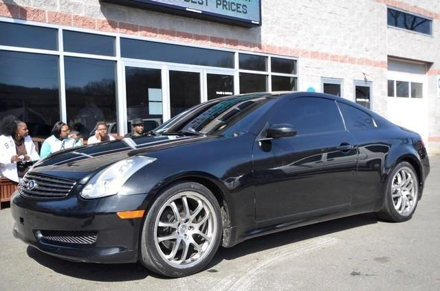 2007 infiniti g35 coupe for sale in naugatuck connecticut classified. Black Bedroom Furniture Sets. Home Design Ideas
