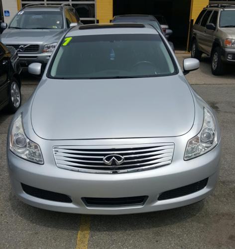 Infiniti For Sale By Owner: 2007 Infiniti G35x OUT THE DOOR DEAL!!! See Detail For