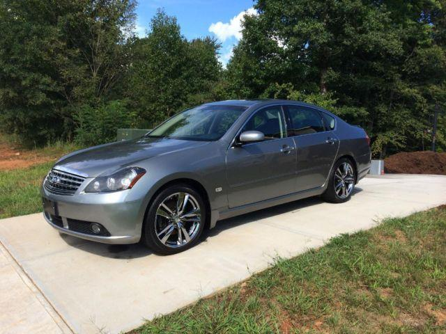 2007 infiniti m45 sport almost flawless condition for sale. Black Bedroom Furniture Sets. Home Design Ideas