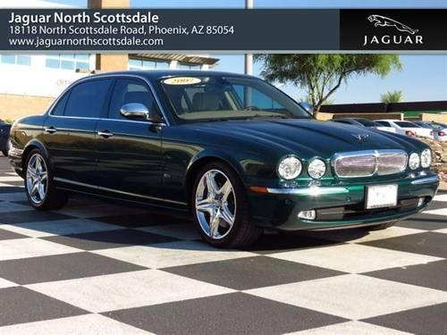 2007 jaguar xj super v8 green 4dr sedan for sale in. Black Bedroom Furniture Sets. Home Design Ideas