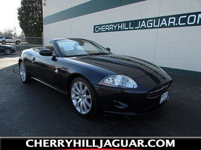 2007 jaguar xk series xk xk 2dr convertible for sale in cherry hill new jersey classified - 2007 jaguar xk coupe for sale ...