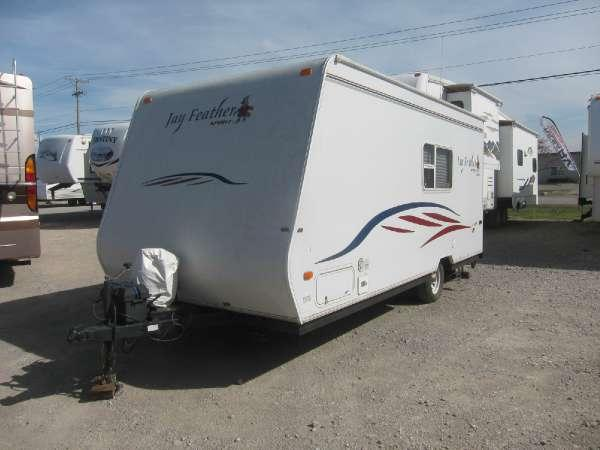 2007 Jay Feather Jay Feather Sport 186 For Sale In Tulsa