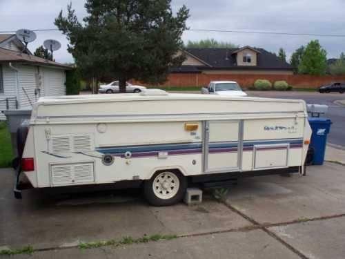 Used  Foot Travel Trailer For Sale