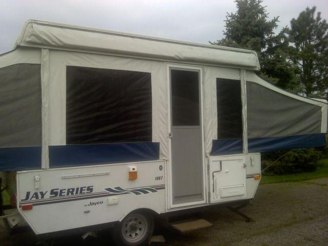 2007 Jayco Jay Series M 1007 Pop Up For Sale In Eaton