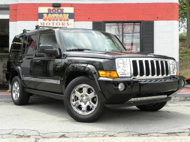 2007 jeep commander limited for sale in uniontown. Black Bedroom Furniture Sets. Home Design Ideas