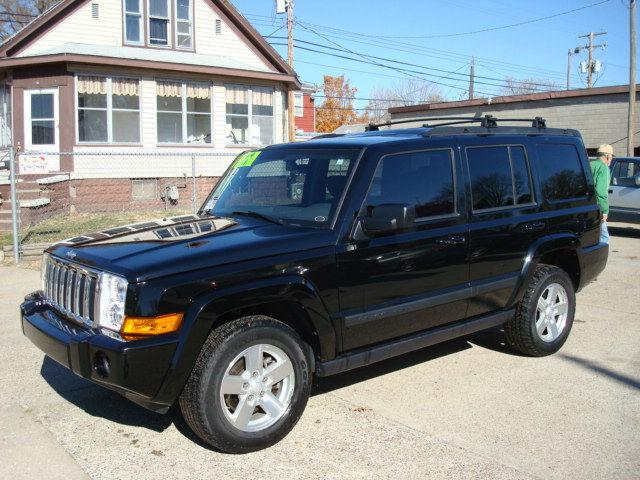 2007 jeep commander sport for sale in beardstown illinois classified. Black Bedroom Furniture Sets. Home Design Ideas