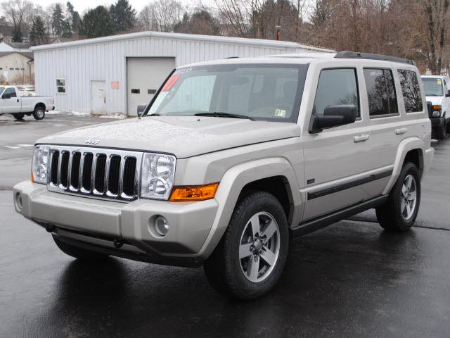 2007 jeep commander sport for sale in indiana pennsylvania classified. Black Bedroom Furniture Sets. Home Design Ideas
