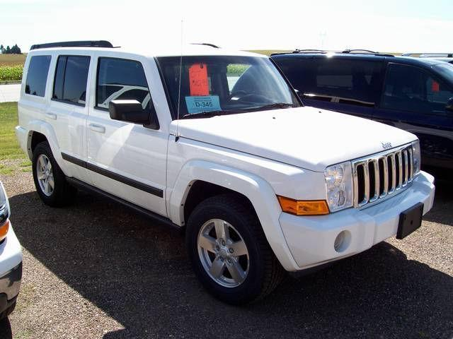 2007 jeep commander sport for sale in canton south dakota classified. Black Bedroom Furniture Sets. Home Design Ideas