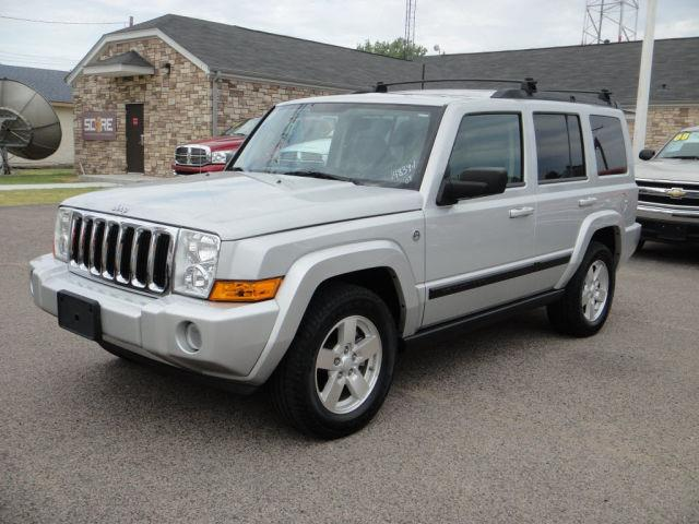 2007 jeep commander sport 2007 jeep commander sport car. Black Bedroom Furniture Sets. Home Design Ideas
