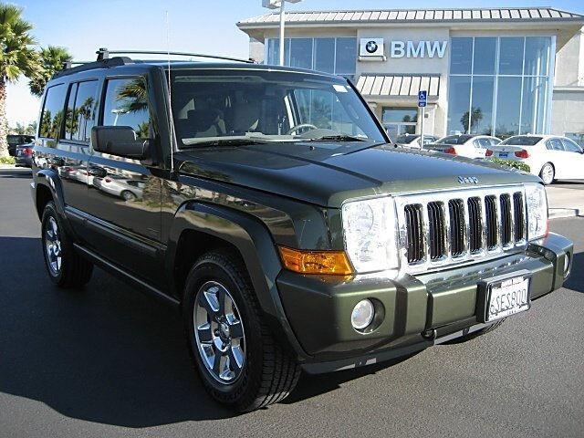 2007 jeep commander sport for sale in santa maria california. Black Bedroom Furniture Sets. Home Design Ideas