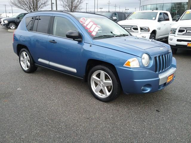 2007 Jeep Compass Limited Limited 4dr SUV