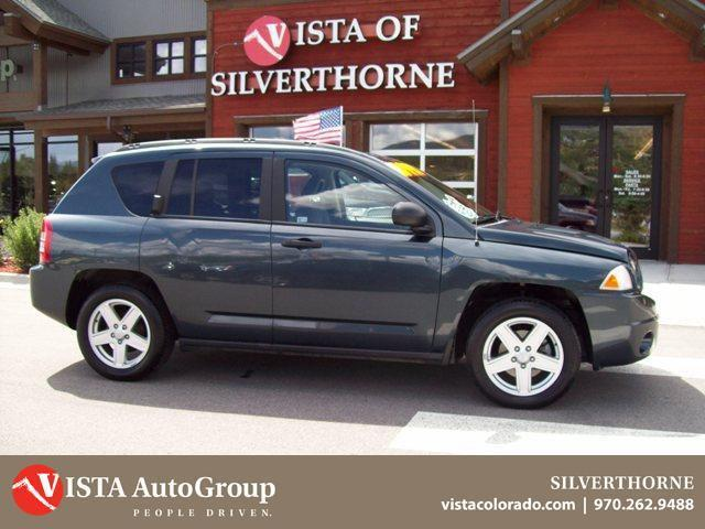 2007 jeep compass sport for sale in silverthorne colorado. Black Bedroom Furniture Sets. Home Design Ideas