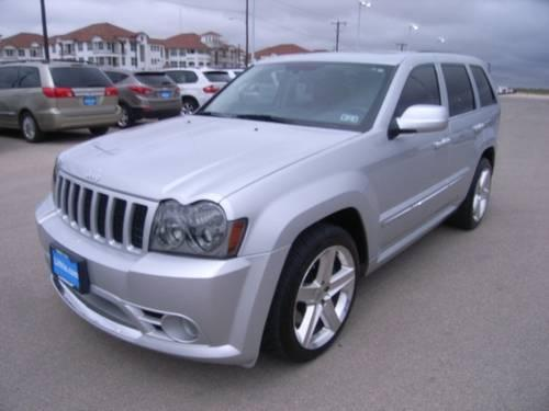 2007 jeep grand cherokee 4dr 4x4 srt8 srt8 for sale in odessa texas classified. Black Bedroom Furniture Sets. Home Design Ideas