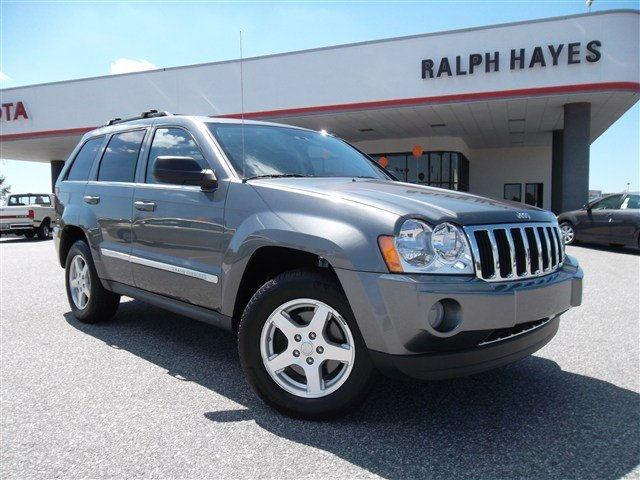 2007 jeep grand cherokee limited for sale in anderson south carolina classified. Black Bedroom Furniture Sets. Home Design Ideas