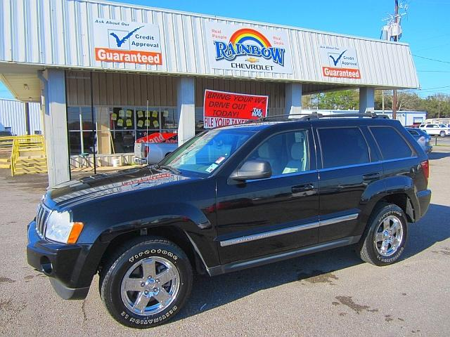 2007 Jeep Grand Cherokee Limited La Place, LA