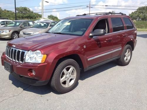 2007 jeep grand cherokee sport utility limited for sale in frederick maryland classified. Black Bedroom Furniture Sets. Home Design Ideas