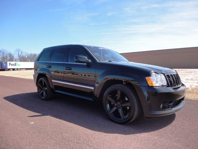 2007 jeep grand cherokee srt8 north wales pa for sale in north wales pennsylvania classified. Black Bedroom Furniture Sets. Home Design Ideas
