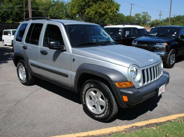 2007 jeep liberty for sale in garland texas classified. Black Bedroom Furniture Sets. Home Design Ideas