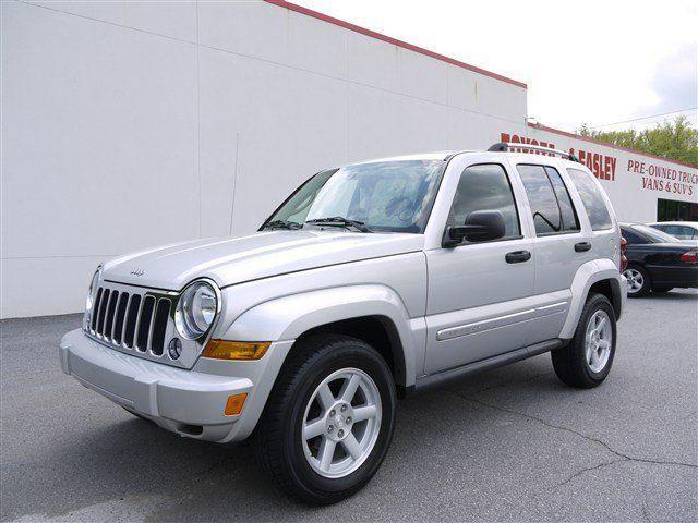 2007 jeep liberty limited for sale in easley south carolina classified. Black Bedroom Furniture Sets. Home Design Ideas