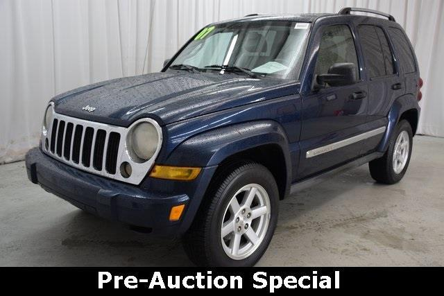 2007 Jeep Liberty Limited Limited 4dr SUV