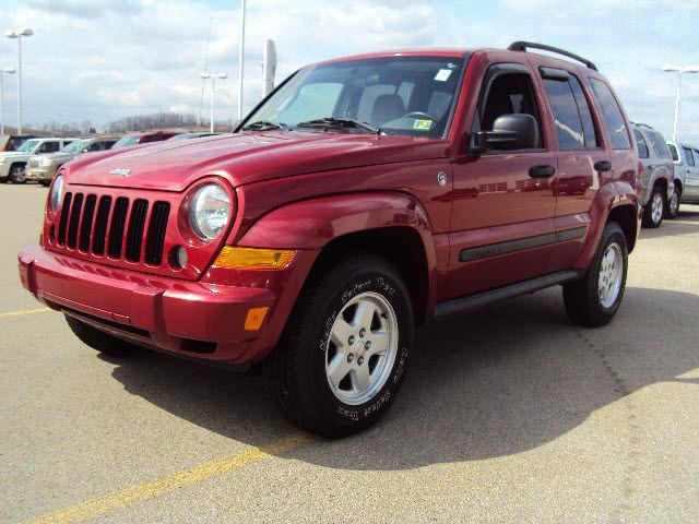 2007 Jeep Liberty Sport For Sale In Uniontown