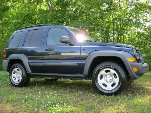 2007 jeep liberty sport for sale in savannah tennessee classified. Black Bedroom Furniture Sets. Home Design Ideas