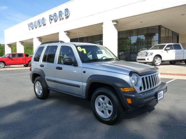 2007 jeep liberty sport for sale in easley south carolina classified. Black Bedroom Furniture Sets. Home Design Ideas