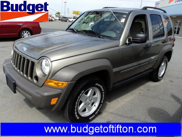 2007 jeep liberty sport for sale in tifton georgia classified. Black Bedroom Furniture Sets. Home Design Ideas