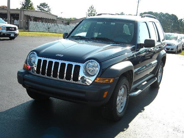 2007 jeep liberty sport for sale in heber springs arkansas classified. Black Bedroom Furniture Sets. Home Design Ideas