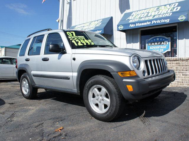 2007 jeep liberty sport for sale in ridgeland mississippi classified. Black Bedroom Furniture Sets. Home Design Ideas