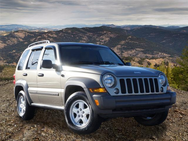 2007 jeep liberty sport mount airy nc for sale in mount airy north carolina classified. Black Bedroom Furniture Sets. Home Design Ideas