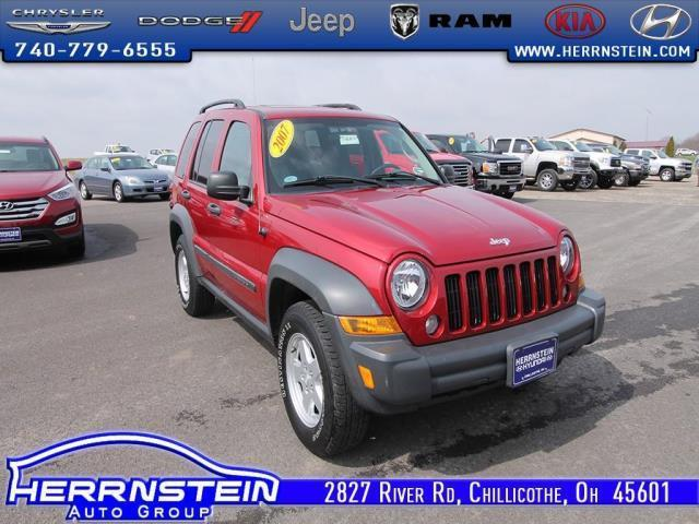 2007 Jeep Liberty Sport Sport 4dr SUV 4WD for Sale in ...