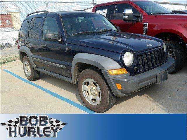 2007 Jeep Liberty Sport Sport 4dr SUV 4WD w/ Front Side