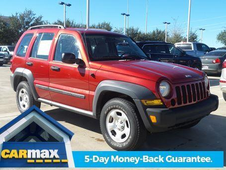 2007 jeep liberty sport sport 4dr suv for sale in richmond texas classified. Black Bedroom Furniture Sets. Home Design Ideas