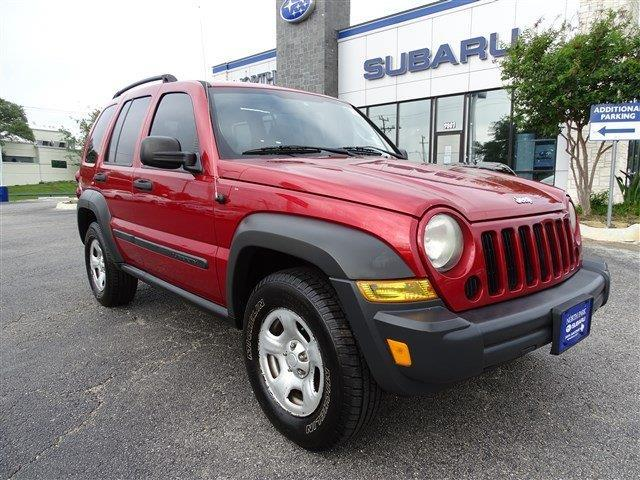 2007 jeep liberty sport sport 4dr suv for sale in san antonio texas classified. Black Bedroom Furniture Sets. Home Design Ideas
