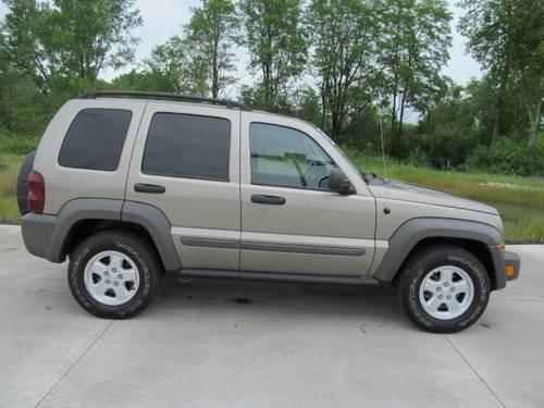 2007 jeep liberty sport utility 4wd 4dr sport for sale in barrington illinois classified. Black Bedroom Furniture Sets. Home Design Ideas