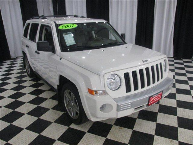 2007 jeep patriot for sale in machesney park illinois classified. Black Bedroom Furniture Sets. Home Design Ideas